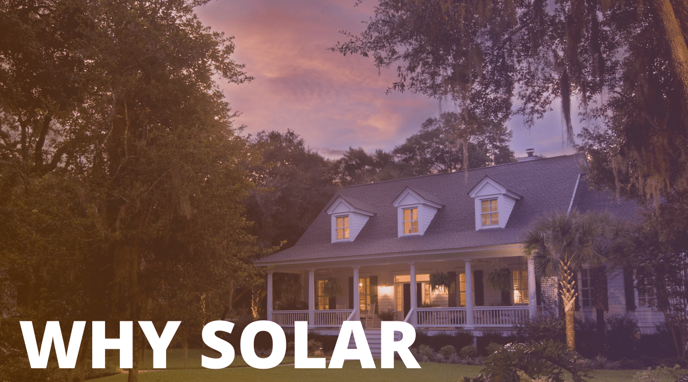<h2><b>Why Solar</b></b></h2><br> There's no doubt that our past ways of generating power are not only expensive, but destructive to our environment. Since 2003 utility costs has nearly doubled across the nation. The cost of doing nothing could be one of the biggest decisions a homeowner makes for their future. Harnessing the power of the sun allows you to produce clean energy for decades at costs lower than traditional means, and now you'll have the ability to control what your family pays for power for years to come.